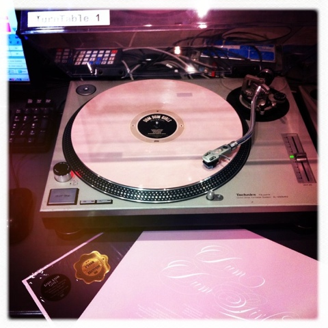 Dum Dum Girls, Only In Dreams, pink vinyl