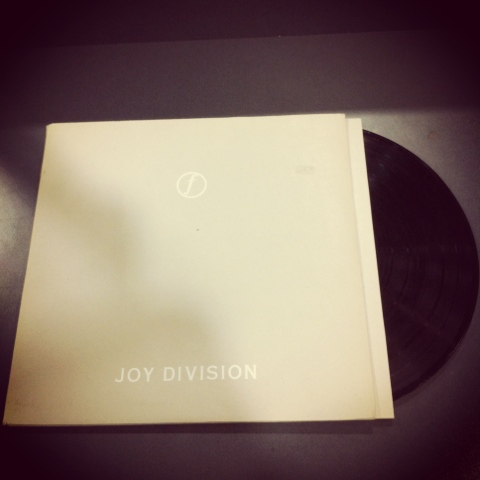 Still by Joy Division, Factory Record # 40