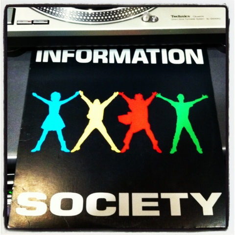 Information Society, Self-Titled (Tommy Boy)