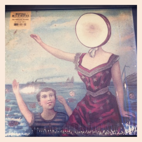 Neutral Milk Hotel, In The Aeroplane Over The Sea [Merge]