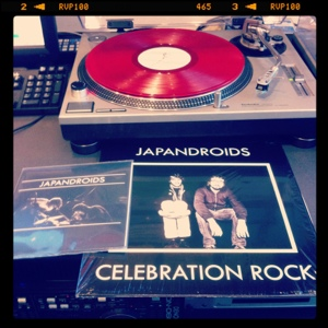 Japandroids, Celebration Rock, Polyvinyl