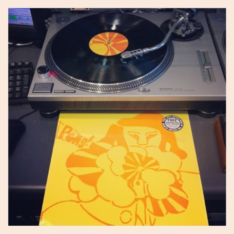 Stereolab, Peng! (Too Pure)