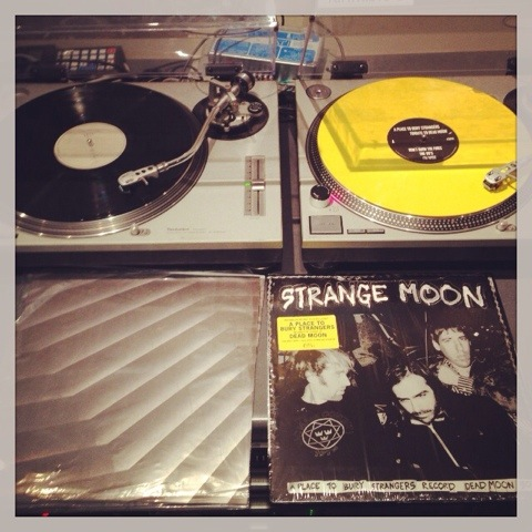 Disappears, Era (Kranky) AND A Place To Bury Strangers, Strange Moon (Dead Oceans)
