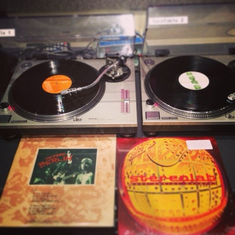 Lou Reed, Berlin and Stereolab, Mars Audiac Quintet.