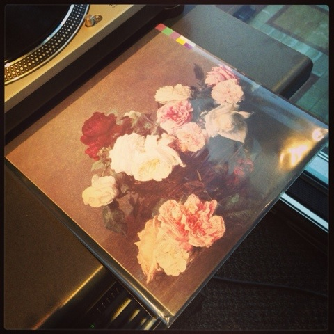 New Order, Power Corruption & Lies, Factory US 12.