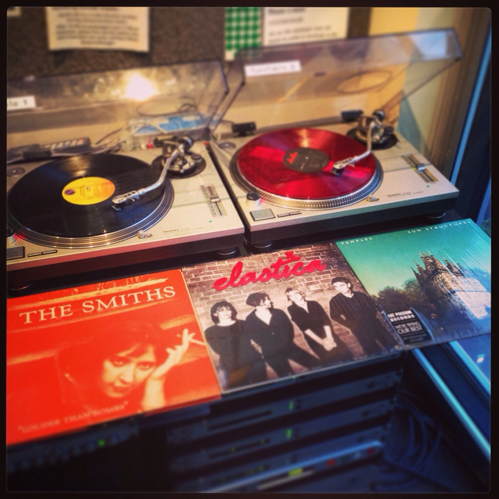 Lie back and think of England: Smiths, Elastica, Temples.